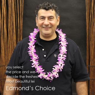 Edmond\'s Choice Lei