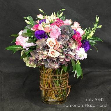 Medium Heignt Vase Arrangements
