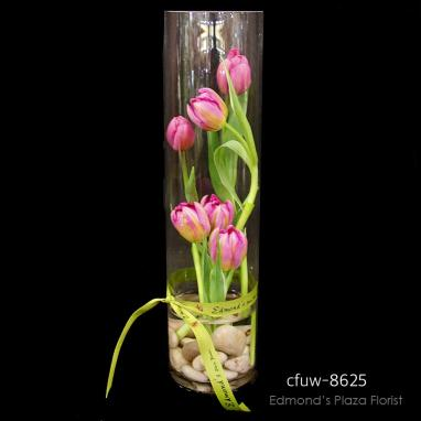 Cut Flowers Under Water